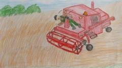 """Malbork : Konkurs plastyczny """"Zagrożenia wypadkowe w indywidualnych gospodarstwach rolnych"""""""