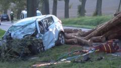 Czy to był nieszczęśliwy wypadek? Sprawę śmierci na drodze w Sztumskiej Wsi badają detektywi.
