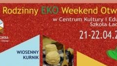 Rodzinny EKO Weekend w malborskiej Szkole Łacińskiej