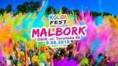 Zapraszamy na Kolor Fest Malbork - Dzień Kolorów w Malborku !