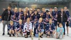 Malborski UKS Bombek SP 3 zdobył brązowe medale na Mistrzostwach Polski Młodzików