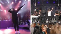 Bardzo udana koncertowa majówka. Etna i GrubSon porwali malborską publiczność.