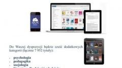 Malbork : Rozszerzony i bezpłatny dostęp do e-booków dla czytelników biblioteki pedagogicznej