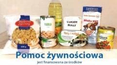 Pomoc żywnościowa dla mieszkańców Gminy Miłoradz. Zobacz kiedy odebrać paczkę.