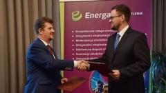 Malbork : Bezpieczniej i oszczędniej dzięki umowie z Energą
