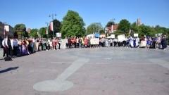 Dzień Europy : Integracja malborskich szkół