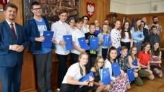Malbork : Za nami etap gminny konkursu wiedzy o zamkach gotyckich