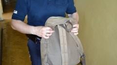 43-latek ukradł plecak na dworcu PKP grozi mu do 2 lat więzienia.