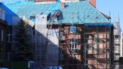 Powiat malborski : Rozpoczęła się termomodernizacja w Starostwie i Powiatowym Urzędzie Pracy