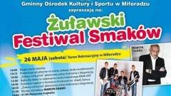 Żuławski Festiwal Smaków : Bezpłatny autobus dla mieszkańców Gminy Miłoradz
