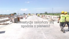 Były utrudnienia, czy są opóźnienia? Raport z budowy trasy S7. Ostatni fragment budowy mostu na Wiśle rozpoczęty. Zobacz wideo i zdjęcia