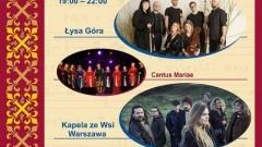 Zapraszamy na XVI Międzynarodowy Festiwal Kultury Dawnej w Malborku