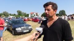 """Zlot klasycznych samochodów i motocykli w Stegnie. """"Wczasy pod gruszą"""" rodem z PRL-u"""