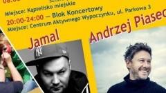 Jamal i Andrzej Piaseczny gwiazdami tegorocznych Dni Malborka! Zobacz program!