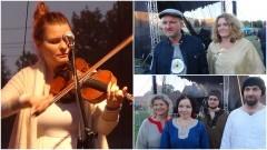 Łysa Góra, Cantus Mariae i Kapela ze Wsi Warszawa wystąpiły na wałach na wałach von Plauena podczas MFKD