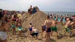 Plażowe Mistrzostwa Budowniczych. Zapraszamy do Sztutowa!