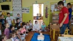 """""""Bezpieczni nad wodą"""" - edukacyjna akcja malborskiego WOPR"""