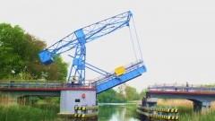 Pętla Żuławska: Most na Wiśle Królewieckiej zamknięty do odwołania.