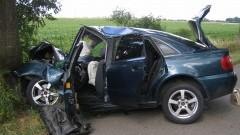 Kolejny bardzo poważny wypadek. Weekendowy raport malborskich służb mundurowych.