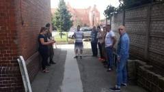 Malbork: Kolejni kandydaci zainteresowani wstąpieniem w szeregi Wojsk Obrony Terytorialnej zapoznali się z miejscem pełnienia służby