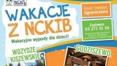 Zapraszamy na wakacyjne wyjazdy dla dzieci z Nowostawskim Centrum Kultury i Biblioteki