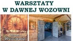 Gminny Ośrodek Kultury i Sportu w Miłoradzu zaprasza na warsztaty