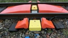 Dla bezpieczeństwa prześwietlają miliony kół wagonów i lokomotyw