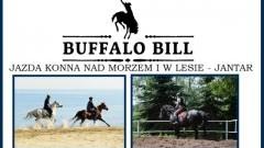 Zapraszamy mieszkańców Gminy Miłoradz na wycieczkę do Buffalo Bill w Jantarze