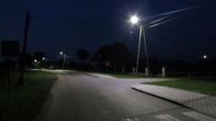 Dobiega końca wymiana opraw LED w Gminie Stare Pole.