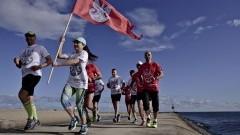 Uczczenie 100- lecia odzyskania niepodległości - żołnierze WOT przebiegli 1000 kilometrów.