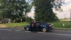 Akcja malborskich policjantów na przejazdach kolejowych w Starym Polu, Królewie Malborskim i Nowej Wsi.