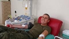 Przelana krew żołnierzy Wojsk Obrony Terytorialnej w szczytnym celu