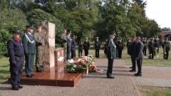 Malbork: Oddano hołd poległym. Obchody 79. rocznicy wybuchu II wojny światowej.