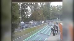 Materiał wideo po awanturze na stadionie. Pojedynek Pomezanii Malbork z Wisłą Tczew.