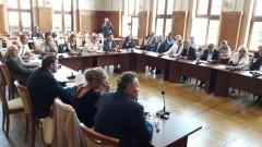 Głosowanie dotyczyło lokali wyborczych m.in. w Zakładzie Karnym w Malborku. XLVII sesja Rady Miasta Malborka
