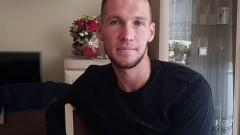 """""""Przywiązanie do Pomezanii jest silniejsze niż chęć zmiany klubu"""". W cztery oczy z Piotrem Sobierajem #11"""