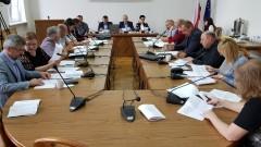 LVI nadzwyczajna sesja Rady Miejskiej w Nowym Stawie