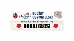 Budżet Obywatelski 2019: Mobilne punkty do głosowania w Malborku. Zobacz kiedy i gdzie możesz zagłosować.