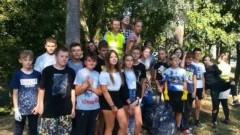 Uczniowie malborskiej Szkoły Podstawowej nr 9 wzięli udział w akcji ,,Sprzątanie świata''