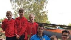 Koniec sezonu startowego kajakarzy MKS Nogat