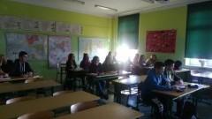 Malbork: 100 lat prawa wyborczego kobiet - warsztaty prawne uczniów II LO