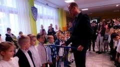 Pasowanie na ucznia w malborskiej Szkole Podstawowej nr 9
