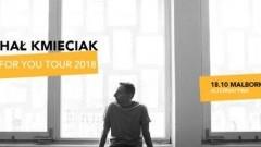 Fall For You Tour 2018: Michał Kmieciak zagra w malborskiej Alternatywie.