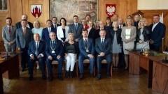 Uroczysta, pożegnalna sesja VII kadencji 2014-2018 Rady Miasta Malborka