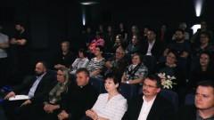 Kino w Stegnie oficjalnie otwarte. Kameralna sala robi wrażenie.