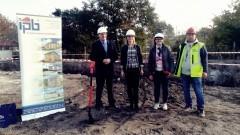 Powstaje OSIEDLE SADY. Nowy deweloper rozpoczął budowę prestiżowej inwestycji w Malborku