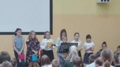 Akademia z okazji Dnia Edukacji Narodowej w malborskiej Szkole Podstawowej nr 3