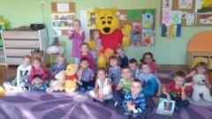 Urodziny Puchatka w malborskim Przedszkolu nr 5