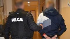 Podejrzany o napaść na tle seksualnym w rękach policji. 28-latkowi grozi do 12 lat więzienia.