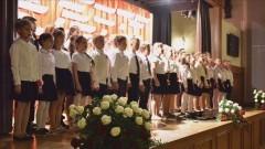 """,,Moja Ojczyzna to nie dzień wczorajszy, moja Ojczyzna to jutro"""", czyli Benefis Niepodległej w wykonaniu uczniów ze Szkoły Podstawowej nr 6 w Malborku"""